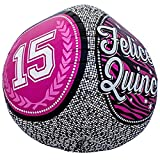 Northstar 17' Sphere-Felices Quinces Foil Balloon, Multicolor