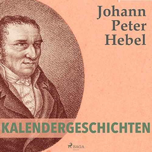 Kalendergeschichten                   By:                                                                                                                                 Johann Peter Hebel                               Narrated by:                                                                                                                                 Manfred Schradi                      Length: 4 hrs and 18 mins     Not rated yet     Overall 0.0