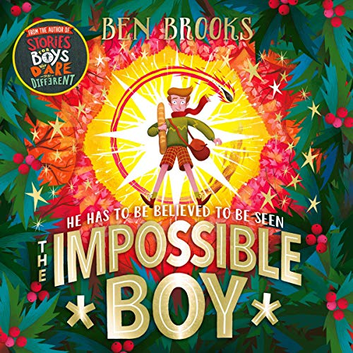 The Impossible Boy cover art