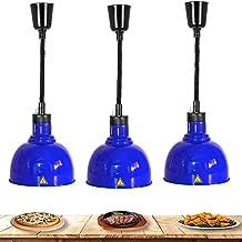 HHORB Lampe Chauffante pour Aliments, Équipement De Cuisine D'hôtel Commercial Haute Puissance Fournitures De Restaurant 2...