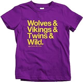 Smash Transit Kids Loyal to The Twin Cities T-Shirt