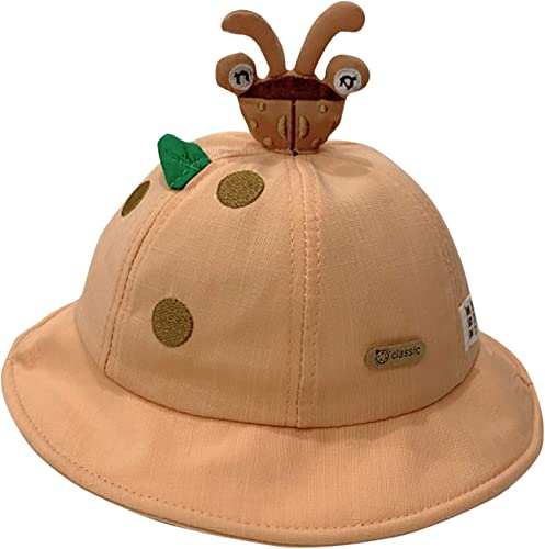 new arrival Kids' Bucket Hat, Cute Bucket Hat for Toddler, Outdoor Summer Fishman Cap for online Kids, Wide Rim, Travel Beach Sun 2021 Hat sale