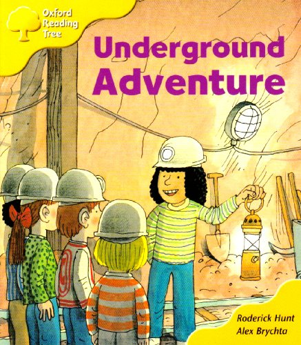 Oxford Reading Tree: Stage 5: More Storybooks A: Underground Adventureの詳細を見る
