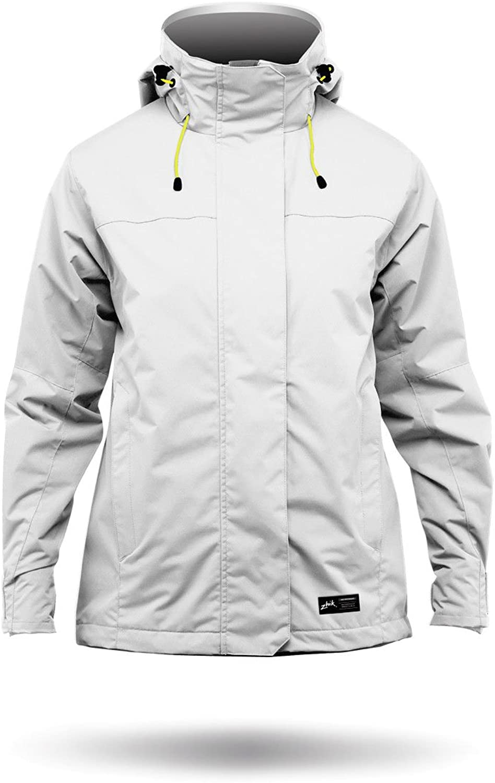 Zhik 2017 Kiama damen Harbour & Inshore Jacket Jacket Jacket Ash J101W B01N9YP1K5  König der Menge 5b7b67
