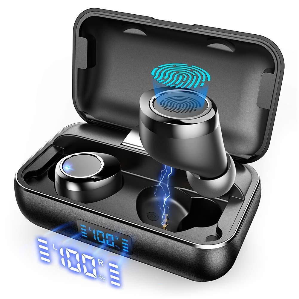 Wireless Bluetooth Ear TWS Headphones Waterproof
