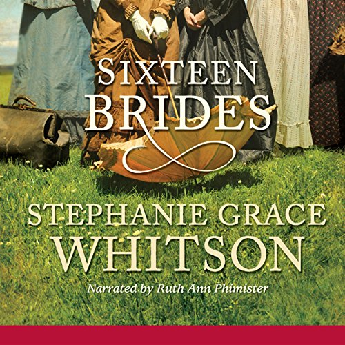 Sixteen Brides audiobook cover art