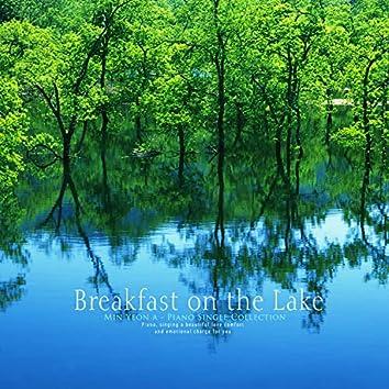 Morning of the lake