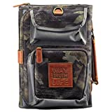 Tri-Fold Realtree Camo Bible / Book Organizer w/'Way-Truth-Life' Badge (Large)