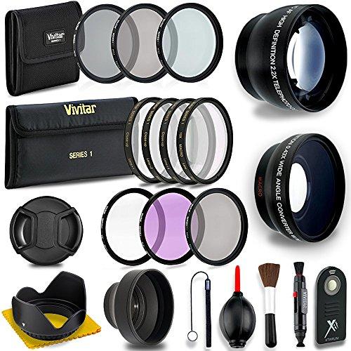 52MM Professional Lens & Filter Bundle