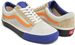 [バンズ] VAULT OLD SKOOL VLT LX [ボルト オールドスクール ラックス] (SUEDE/LEATHER) TRUE BLUE/CANDIED GINGER vn0a4bvfvyn [並行輸入品]