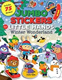 Jumbo Stickers for Little Hands: Winter Wonderland: Includes 75 Stickers