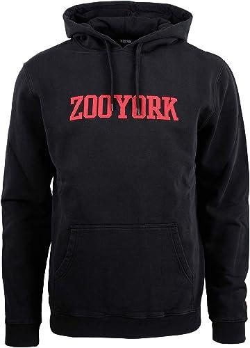 Zoo York - Sweat-Shirt à Capuche - Homme Noir Noir S