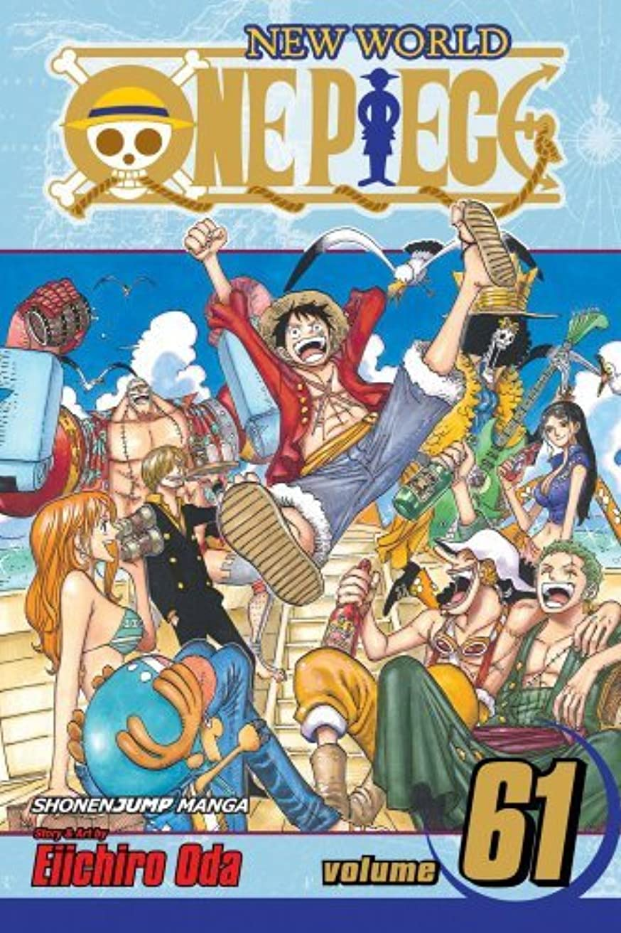 バラバラにする施し犬One Piece, Vol. 61: Romance Dawn for the New World (One Piece Graphic Novel) (English Edition)