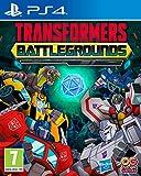 Transformers Battlegrounds - PlayStation 4 [Edizione: Regno Unito]