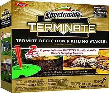 Spectracide 96116-1 Terminate Termite Killer 40 Stakes
