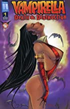 Vampirella: Death & Destruction #1 (Satin Premium Edition cover)