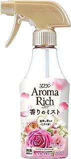 ソフランアロマリッチ香りのミスト 芳香・消臭スプレー ダイアナ(ロイヤルローズアロマの香り) 本体 280ml