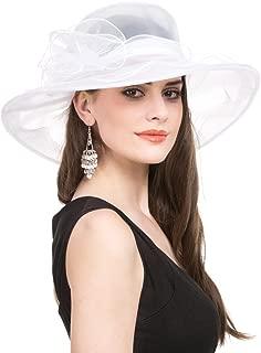 Best white wedding hat Reviews