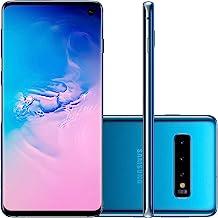 Samsung Galaxy S10 128GB + 8GB di RAM SM-G973F / DS Dual Sim 6.1 LTE Fabbrica Sbloccato Smartphone (International Model No) (Prism Verde)