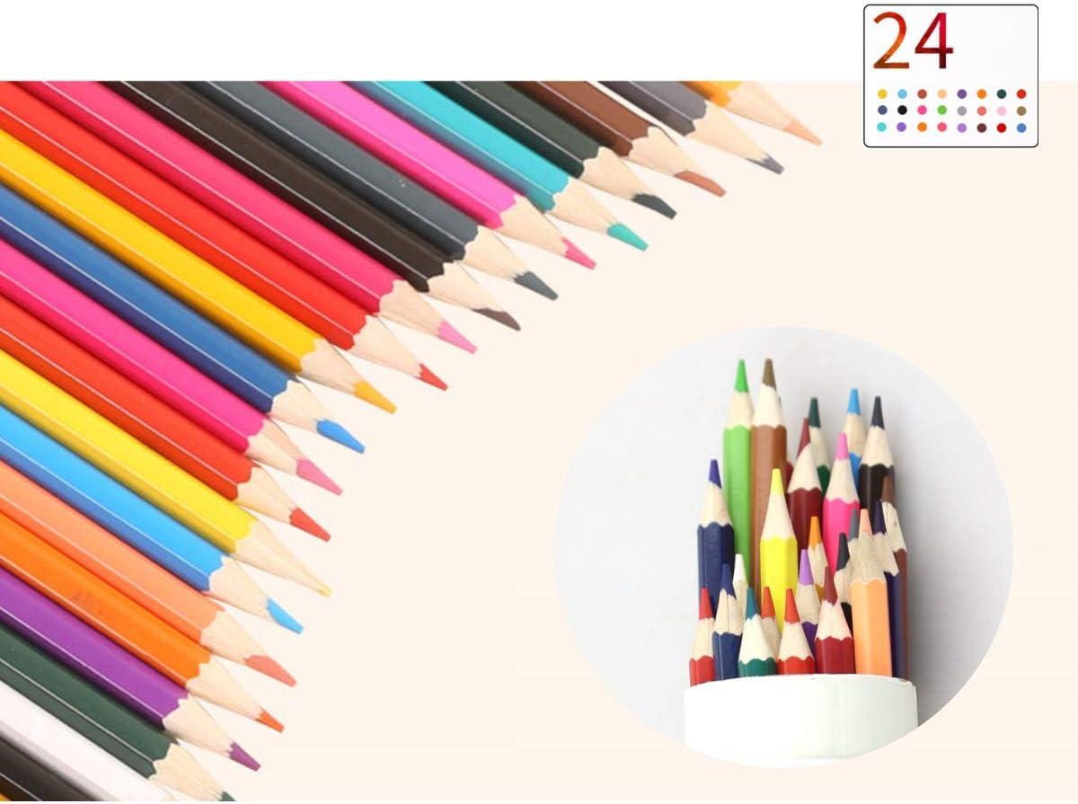 BJulian MZ1106-558 Coloured Pencils Box San Antonio Mall Multicoloured - Dedication in