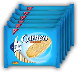 Cameo Creme Sandwiches Cookies (Pack of 6) 14.5oz Packs