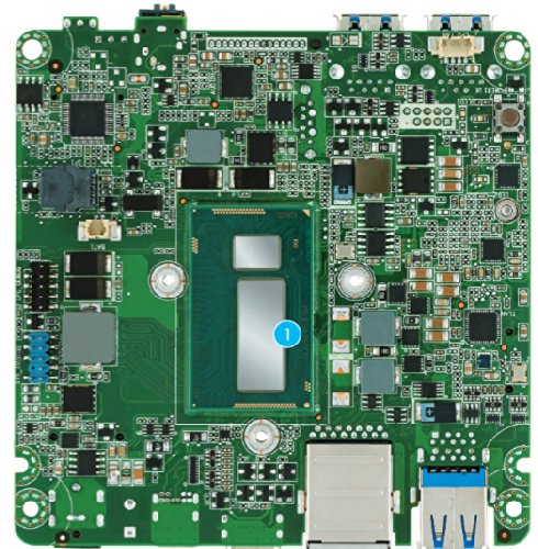 INTEL NUC D34010WYB uCFF Haswell MB DDR3L-1333 CPU