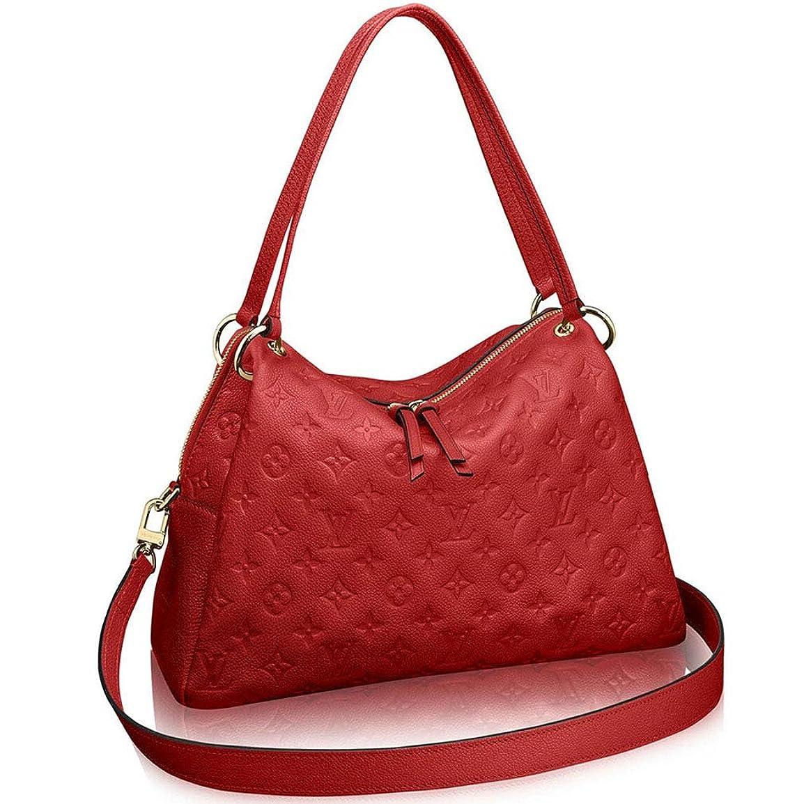 マキシムセクタシールAuthentic Louis Vuitton EpiレザーPhenix MMバッグハンドバッグFuchsia Article : m56023?Made in France