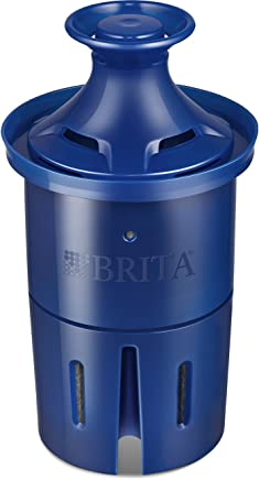 Brita 10060258362432 Longlast Replacement Water Filter for Pitchers, 1 Count, 1ct, 1ct