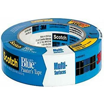 3M - Scotch-Blue 2090 Multi-Surface Painter's Tape - 2inches x 60yards 051115-03683