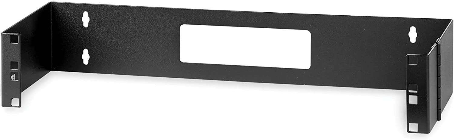 StarTech.com 2U Hinged Wall Mount Patch - Limited time for free shipping 6 Bracket D inch Cheap mail order sales Panel