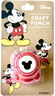 small mickey hole punch