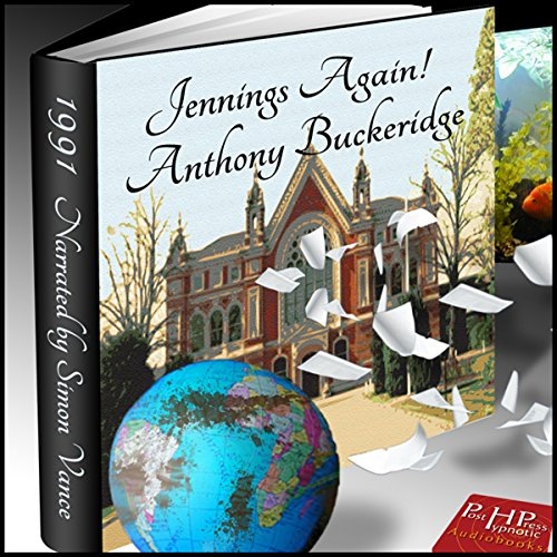 Jennings Again! audiobook cover art