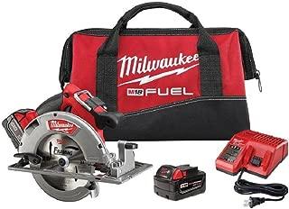 Milwaukee 2731-22 M18 Fuel Circular Saw Battery Kit