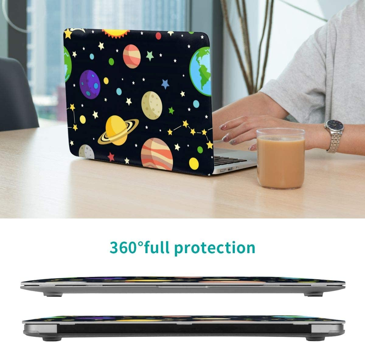 Tigers in The Jungle Compatible with MacBook Pro 13 Inch Case 2019 2018 2017 2016 Release A2159 A1989 A1706 A1708 Hard Case Shell Cover for Mac Pro 13 Inch with//Without Touch Bar