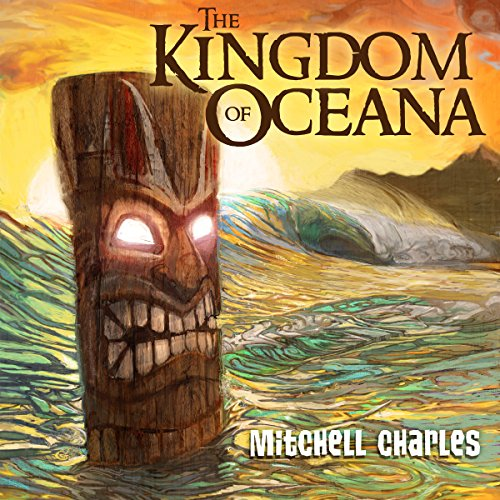 The Kingdom of Oceana, Volume 1 audiobook cover art