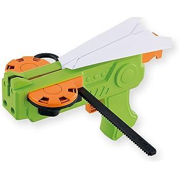 ポチっと発明ピカちんキット ピカちんキット10 紙飛行機ランチャー