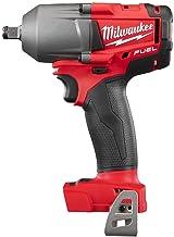 "New Milwaukee Fuel M18 2861-20 18V Li-ion 1/2"" MidTorque Brushless Impact Wrench"