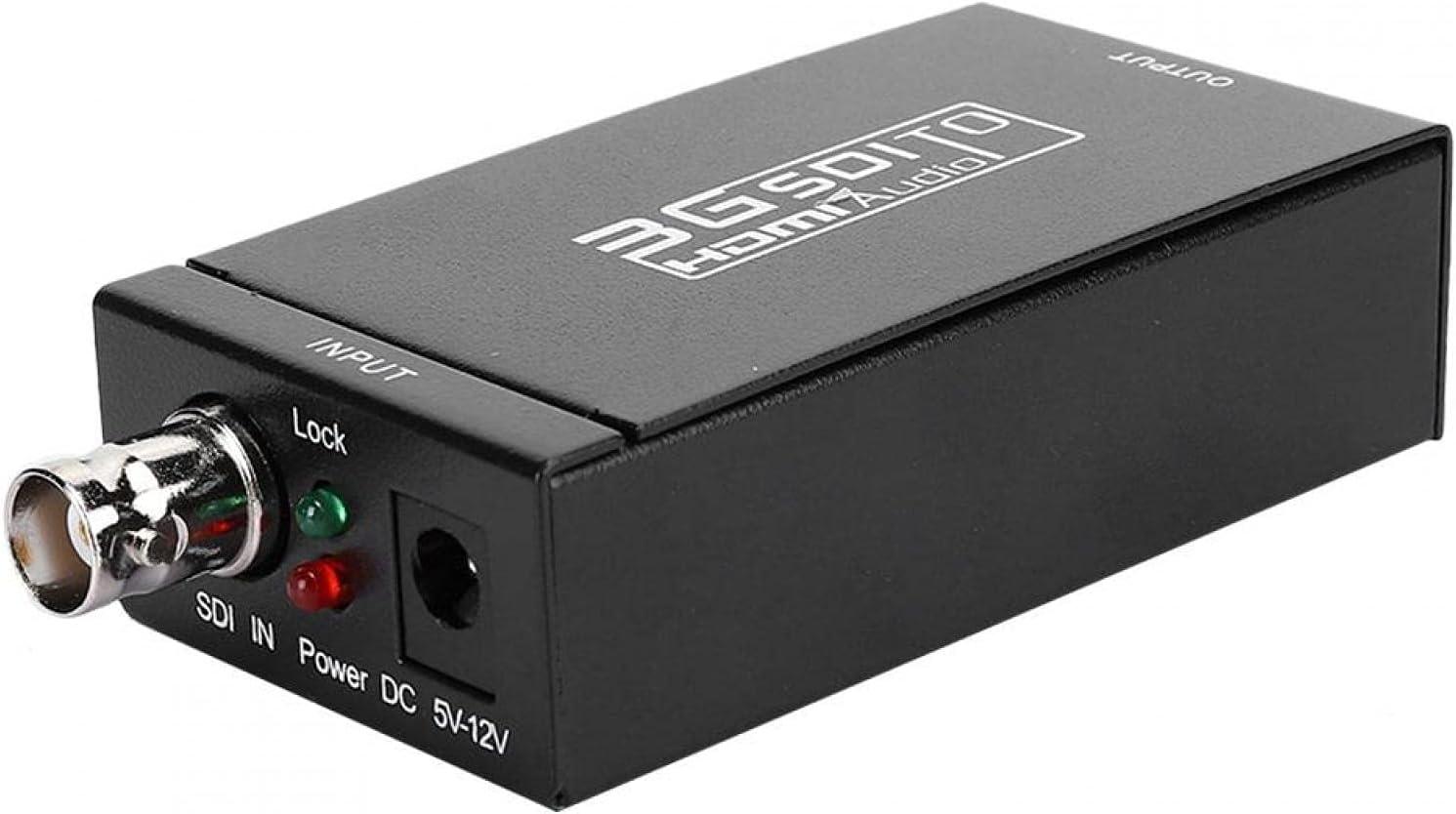 Cheap sale Garsentx HDMI Converter SDI Max 56% OFF to HD S TV Camera