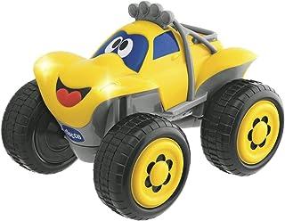 عربة بيلي الكبيرة للاطفال من شيكو، لون اصفر - 8003670841913