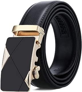 Male Automatic Buckle Belts for Men Authentic Girdle Trend Belts Fashion Women Jean Belt Long 110 150