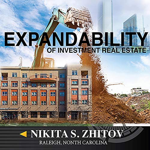 Expandability of Investment Real Estate Titelbild