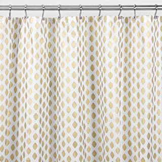 Amazoncom Gold Shower Curtains Shower Curtains Hooks Liners