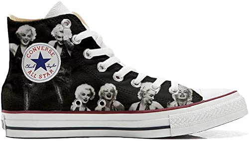 Converse All Star schuhe Personalizados Unisex (Producto Handmade) Foto Marylin