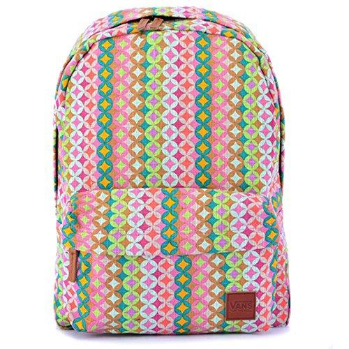 Vans Deana III Backpack Groovy Circle OS