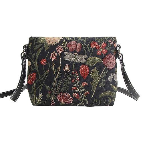 Portafogli : Signare, borsetta a tracolla da donna, leggera