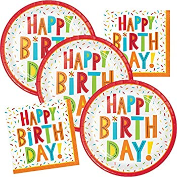Best birthday plates and napkins Reviews