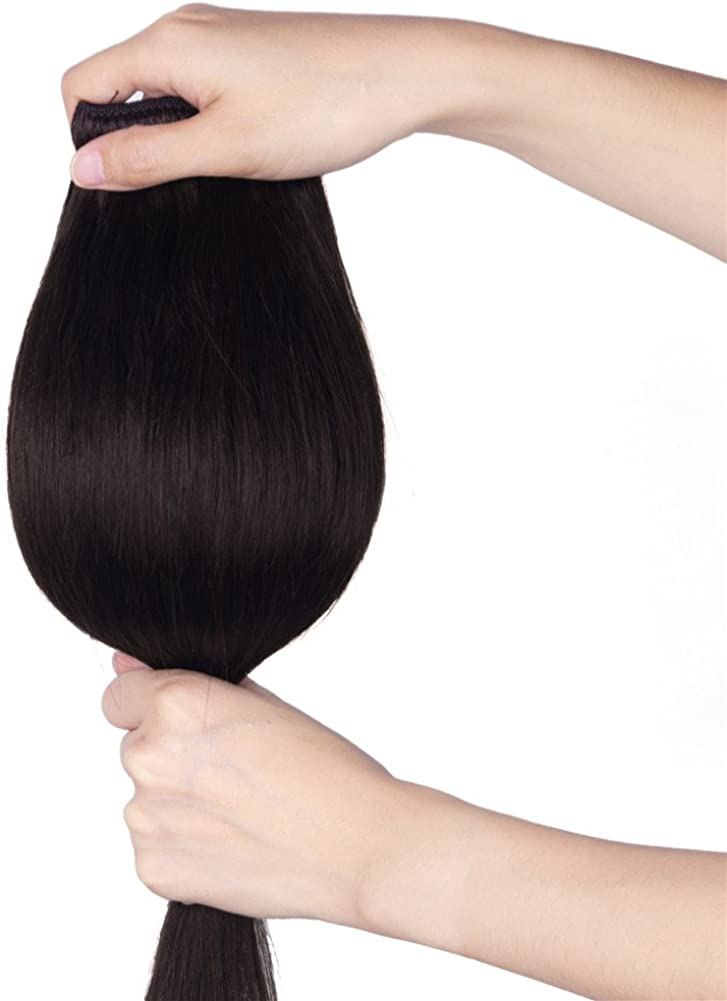 Thick Human Hair Clip Detroit Mall in Remy Inches specialty shop Stand Extensions 10-22