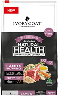 Ivory Coat Puppy Lamb & Brown Rice 18kg