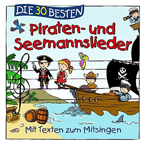 Die 30 besten Piraten- und Seemannslieder