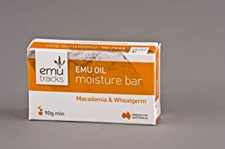 Emu Tracks Macadamia & Wheatgerm Soap, Macadamia & Wheatgerm, 90 g